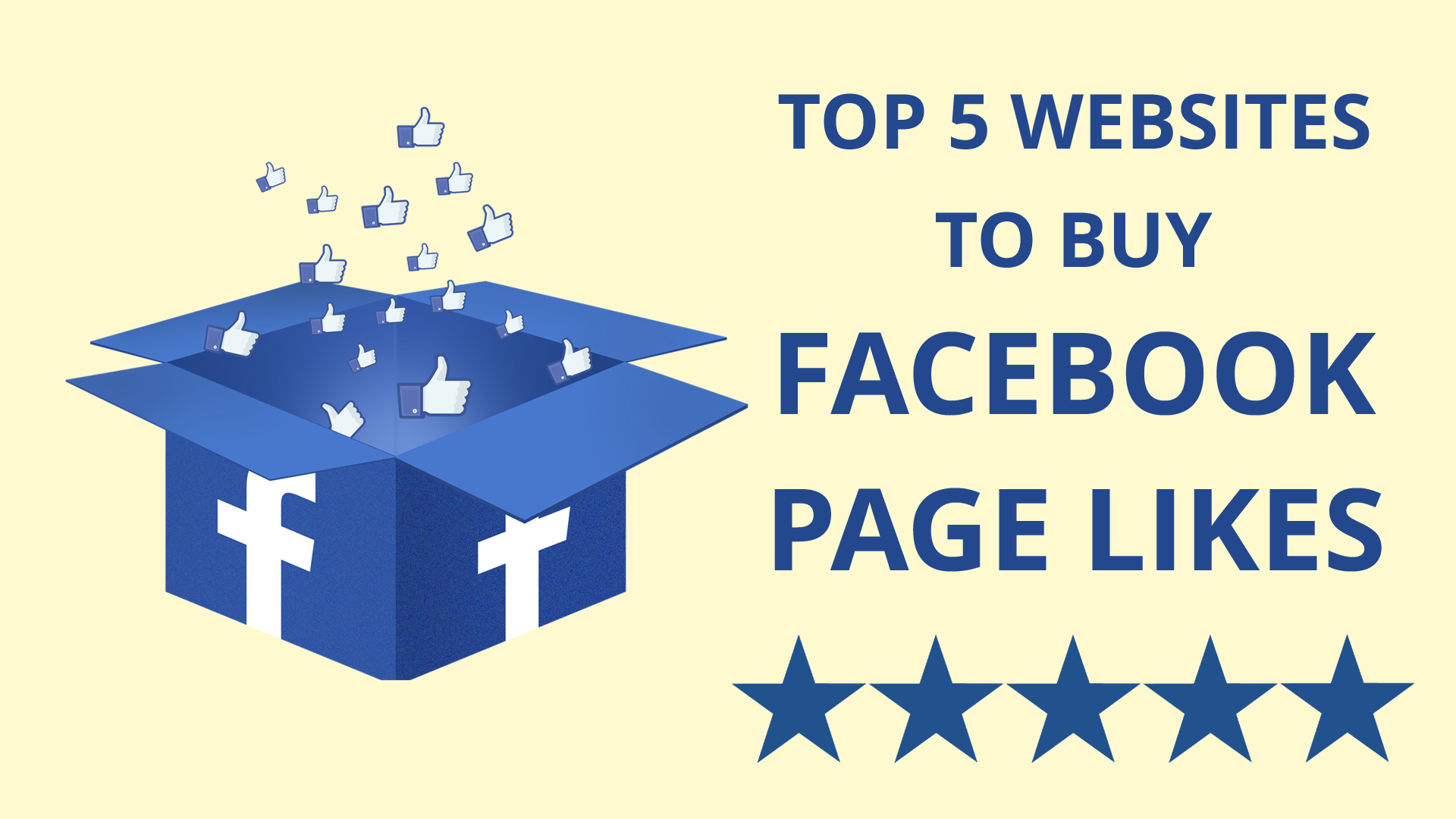 You can use the services of buying a Facebook page without any complications